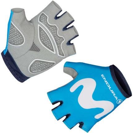 Endura Movistar Team Race Mitt (2018)