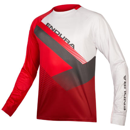 Endura MT500 LS Print Jersey (Danny Mac Ltd)
