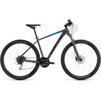 Cube Aim Race 29 Hardtail Mountain Bike (2018)