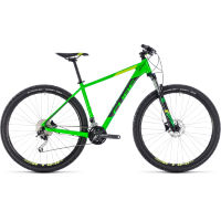 picture of Cube Analog 29 Hardtail Mountain Bike (2018)