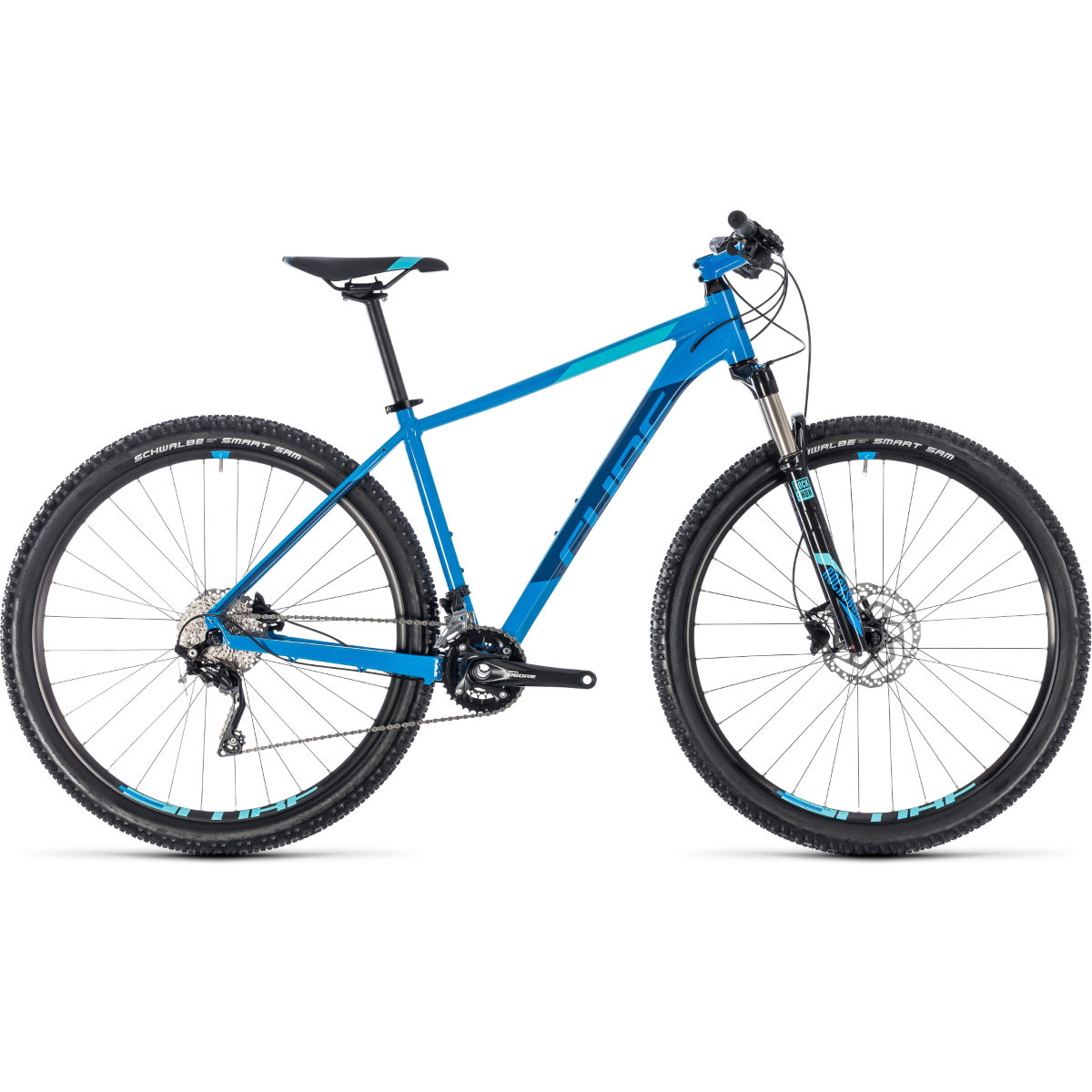 Cube Attention SL 29 Hardtail Mountain Bike (2018) - Bicicletas de MTB rígidas