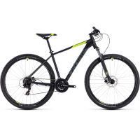 Cube  Aim Pro 27.5 Hardtail Mountain Bike (2018)
