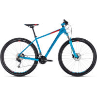 Cube Aim SL 29 Hardtail Mountain Bike (2018)