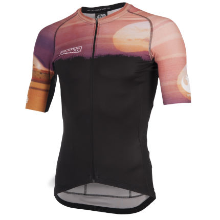 Bioracer Star Wars Planet Radtrikot