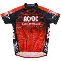 Primal AC/DC Back In Black Jersey