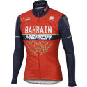 Sportful Bahrain-Merida BodyFit Partial Protection Jacka - Herr