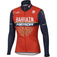 Chaqueta Sportful Bahrain-Merida BodyFit Partial Protection