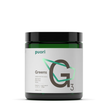 Puori G3 - Micronutrient Greens (Lemon and Lime)