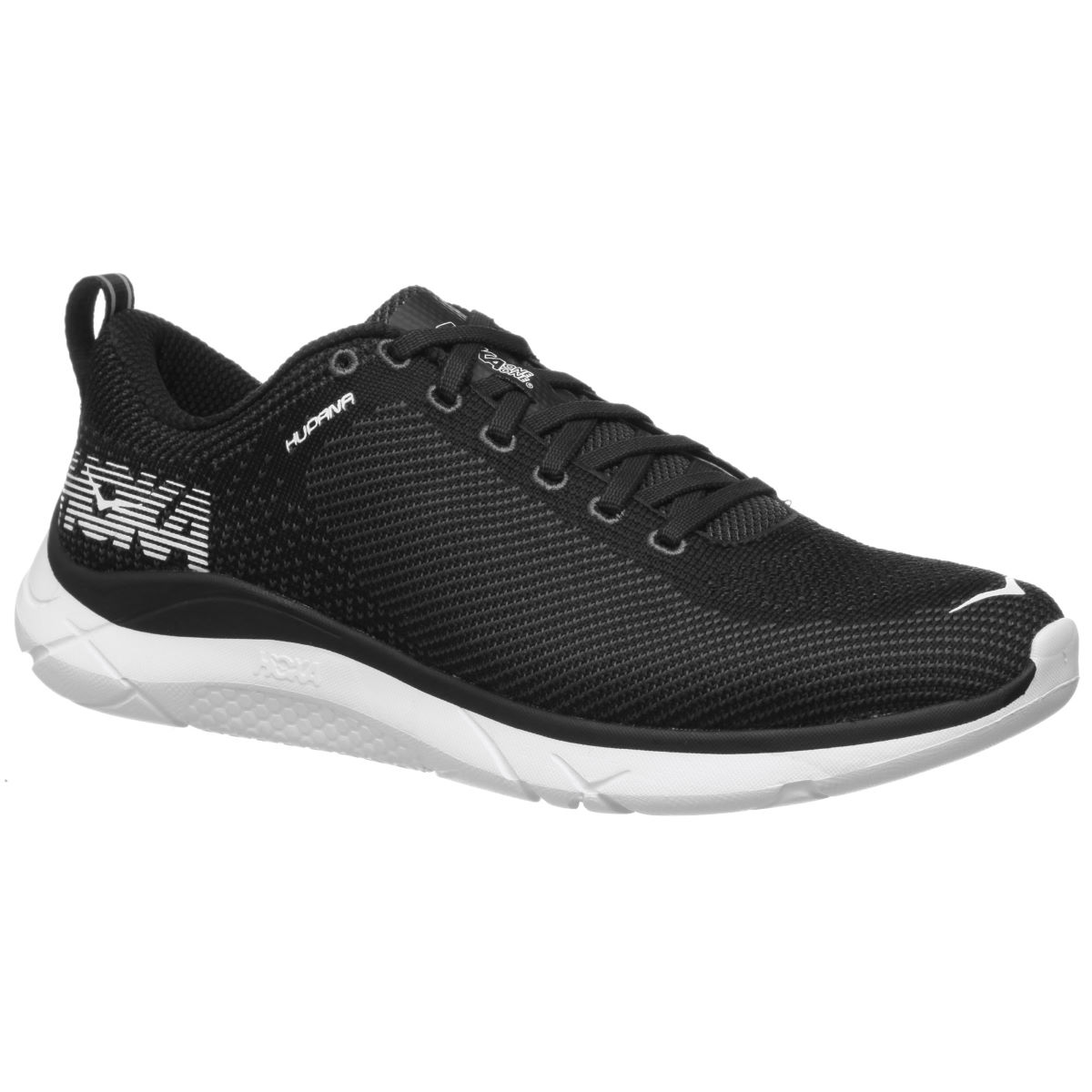 Chaussures Hoka One One Hupana - UK 7.5 Black/Dark Shadow