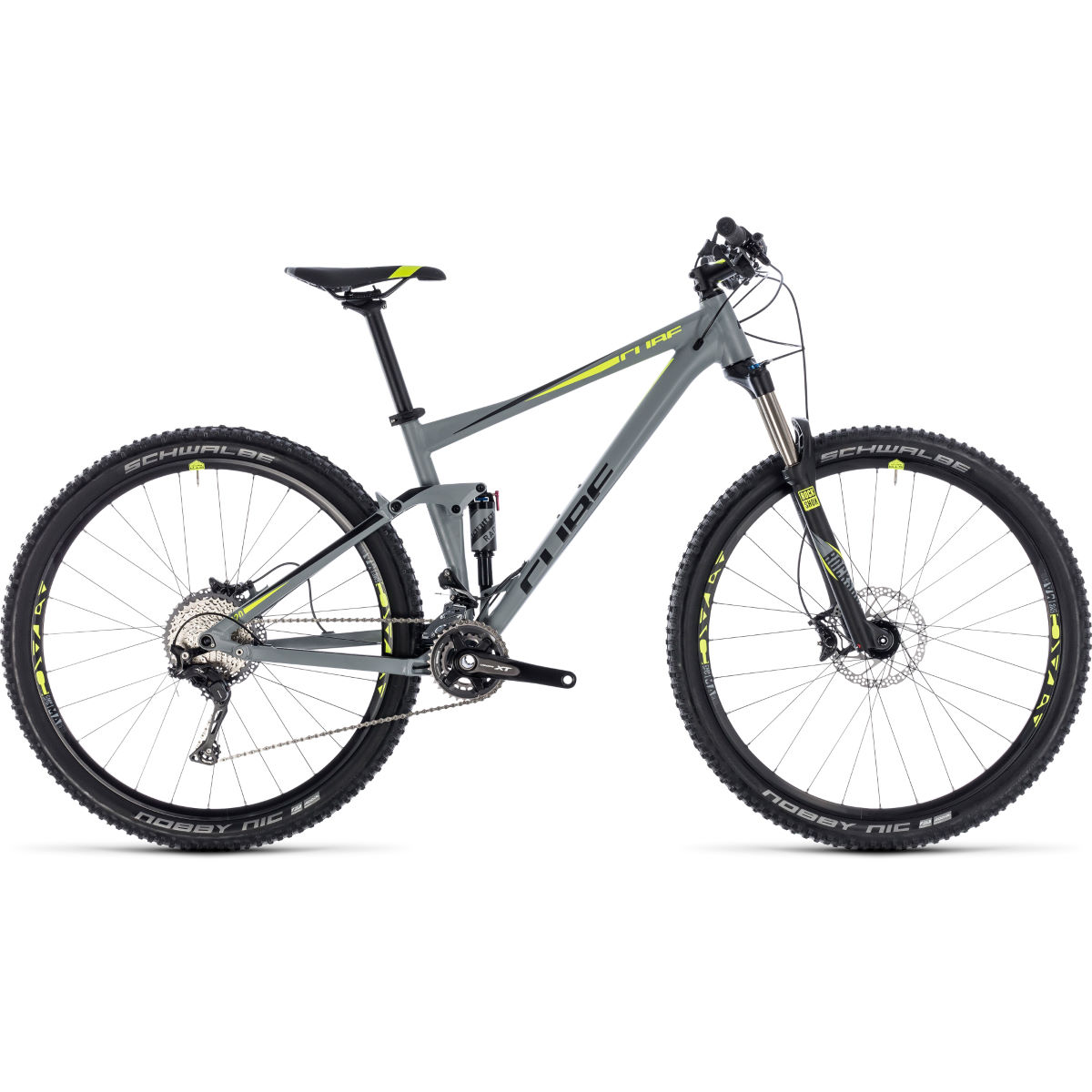 Cube Stereo 120 Pro 29 Suspension Bike (2018) - Bicicletas de MTB de doble suspensión