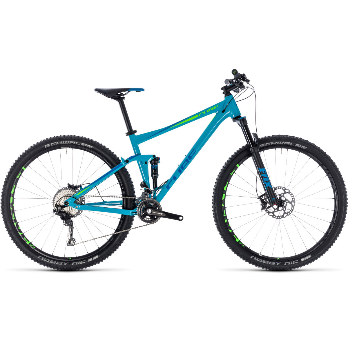 Cube Stereo 120 Race 29 Suspension Bike (2018) - Bicicletas de MTB de doble suspensión