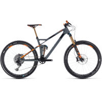 picture of Cube Stereo 140 HPC TM 27.5 Suspension Bike (2018)