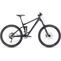 picture of Cube Stereo 160 Race 27.5 Suspension Bike (2018)