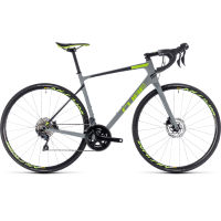 Cube Attain GTC Race Disc Road Bike (2018)