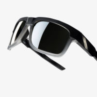 100% Type-S - Hiper Sport Silver Mirror Lens