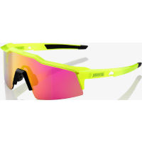100% Speedcraft Sl - Purple Multilayer Mirror Lens