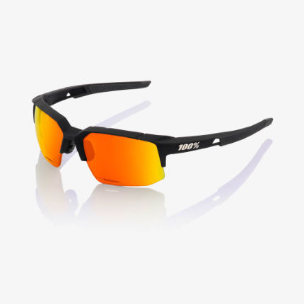 100% Speedcoupe - Hiper Red Multilayer Mirror Lens
