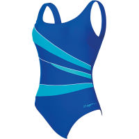 Zoggs Womens Casuarina Scoopback Swimsuit