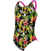 Maillot de bain Fille Zoggs Paradise Flyback