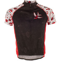 Primal Flash Art Sport Cut Jersey