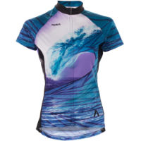 Primal Womens Surfs Up Sport Cut Jersey