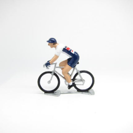 Cycling Souvenirs Mini Cyclist Great Britain Jersey