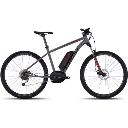 Ghost Hybrid Teru B3.7 Bike:Stock Bike:Grey/Black:20""