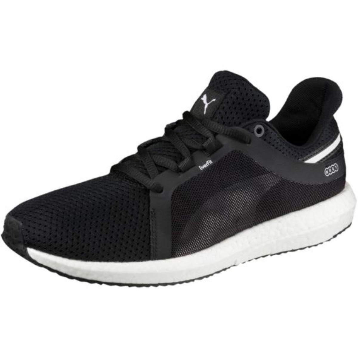 Chaussures Femme Puma Mega NRGY Turbo 2 - UK 4 black-white