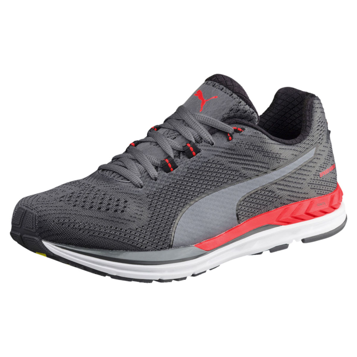 Chaussures Puma Speed 600 S Ignite - UK 10 asphalt-red blast