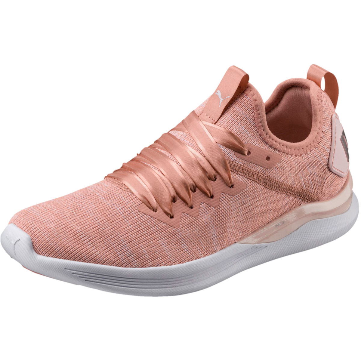 Chaussures Femme Puma Ignite Flash evoKNIT Satin EP - UK 5.5