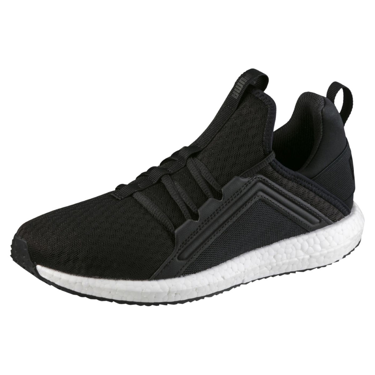 Chaussures Femme Puma Mega NRGY Knit - UK 7 puma black