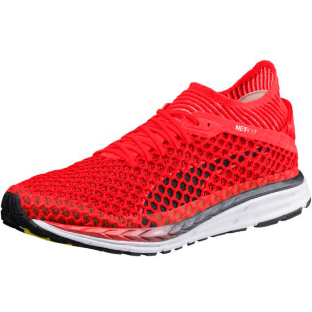 Chaussures Puma Speed Ignite Netfit 2 (rouges) - UK 9