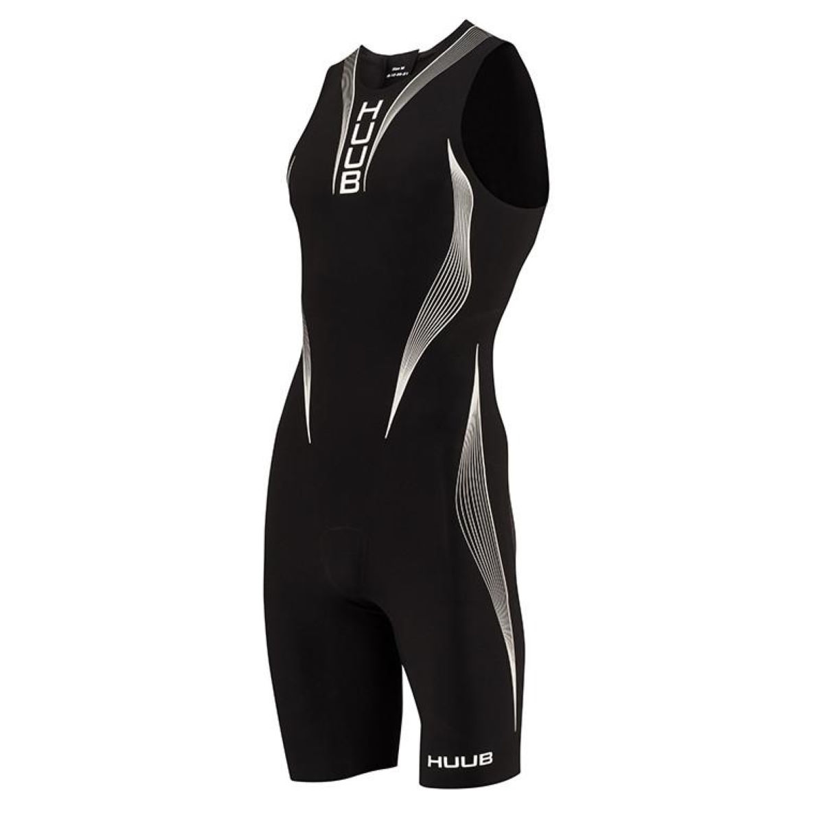 HUUB Albacore Tri Suit - Small Black | Tri Suits