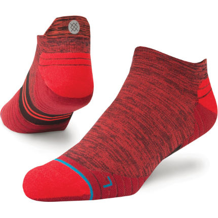 Stance Uncommon Solids Run Tab Socklet