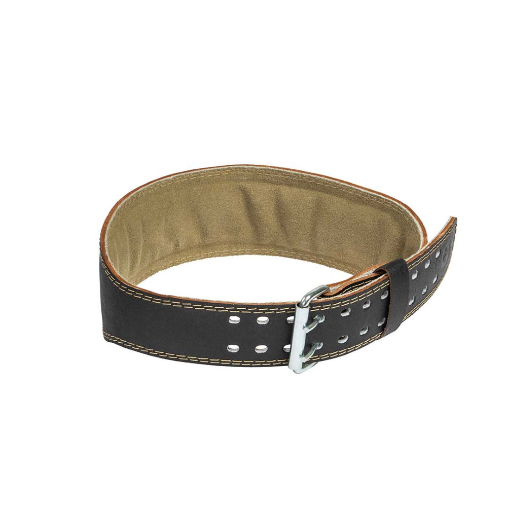 wiggle au harbinger 4 quot padded leather belt