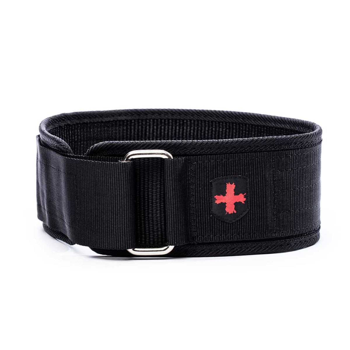 "Harbinger 4"" Nylon Belt - Entrenamiento general"