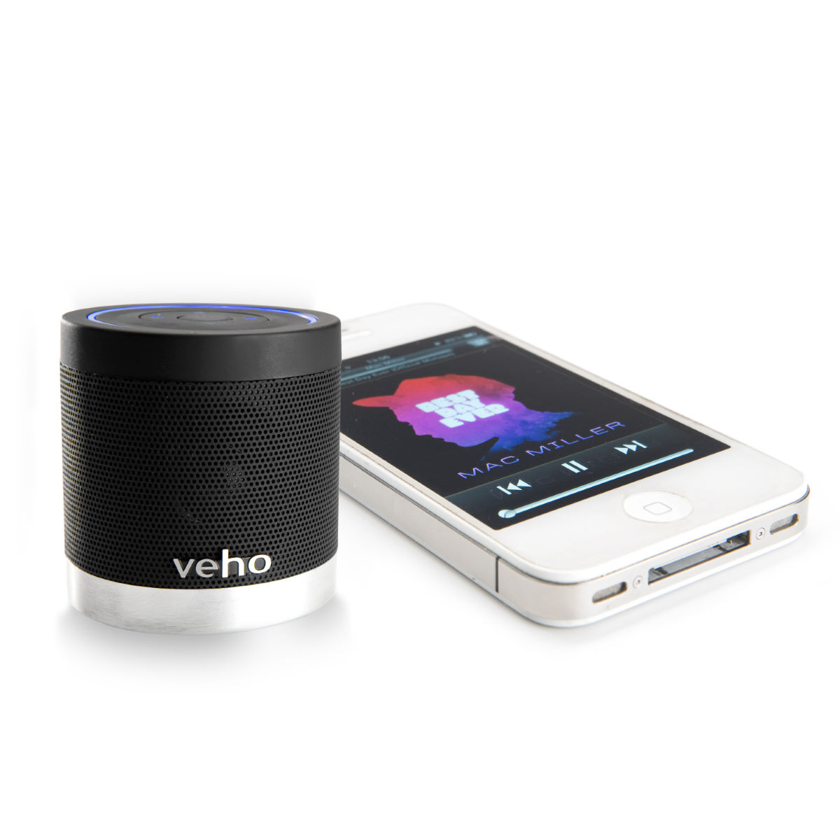 Veho Wireless Bluetooth Speaker - Altavoces