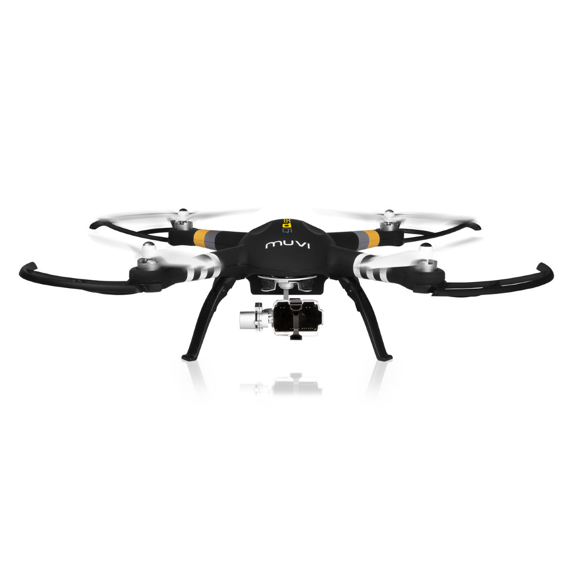 Veho Muvi Drone with 3D Gimbal & Follow Me - Drones