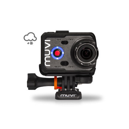 Veho Muvi K-Series K-2 Sports Bundle Camera