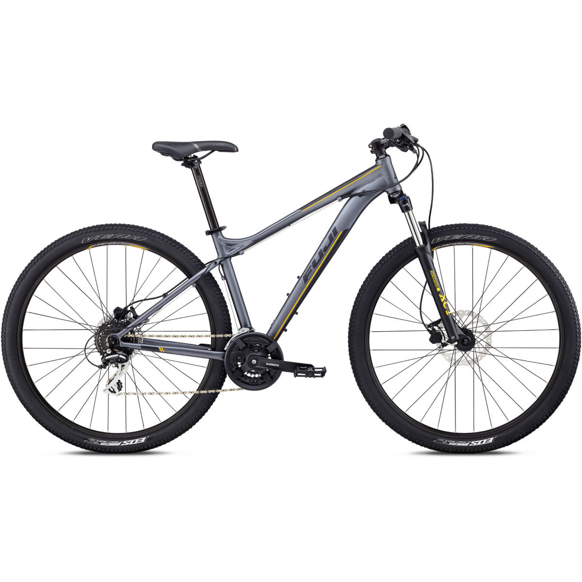 VTT semi-rigide Fuji Nevada 27,5 1.7 - 53cm(21'') Stock Bike