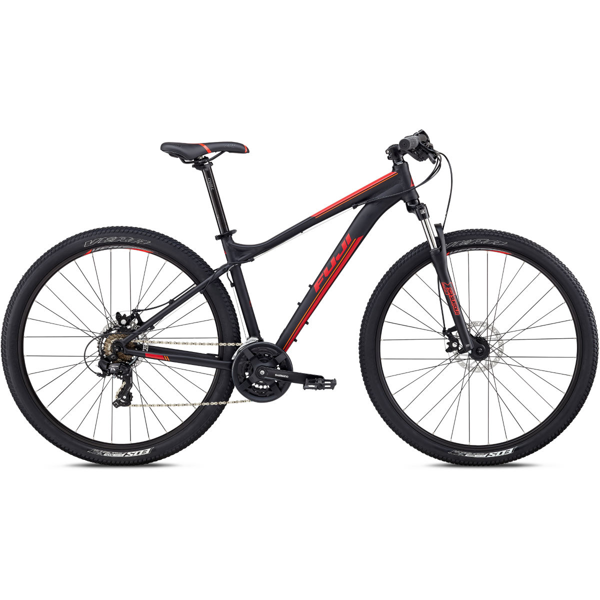 VTT semi-rigide Fuji Nevada 29 1.9 - 43cm(17'') Stock Bike