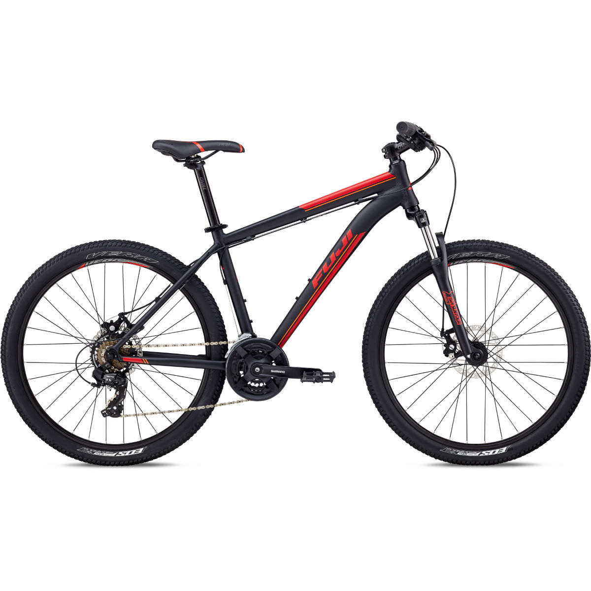 VTT semi-rigide Fuji Nevada 26 1.9 - 43cm(17'') Stock Bike
