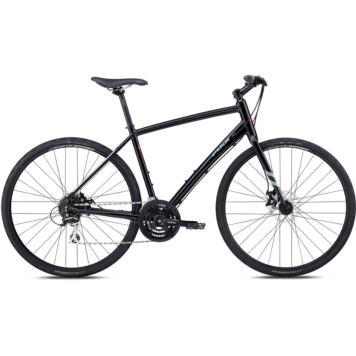 Fuji Absolute 1.9 Womans City Bike - Bicicletas de ciudad e híbridas