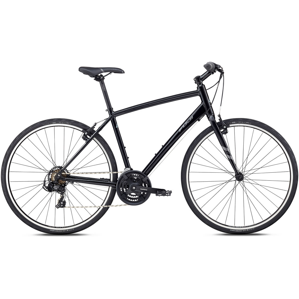 Fuji Absolute 2.3 City Bike - Bicicletas de ciudad e híbridas