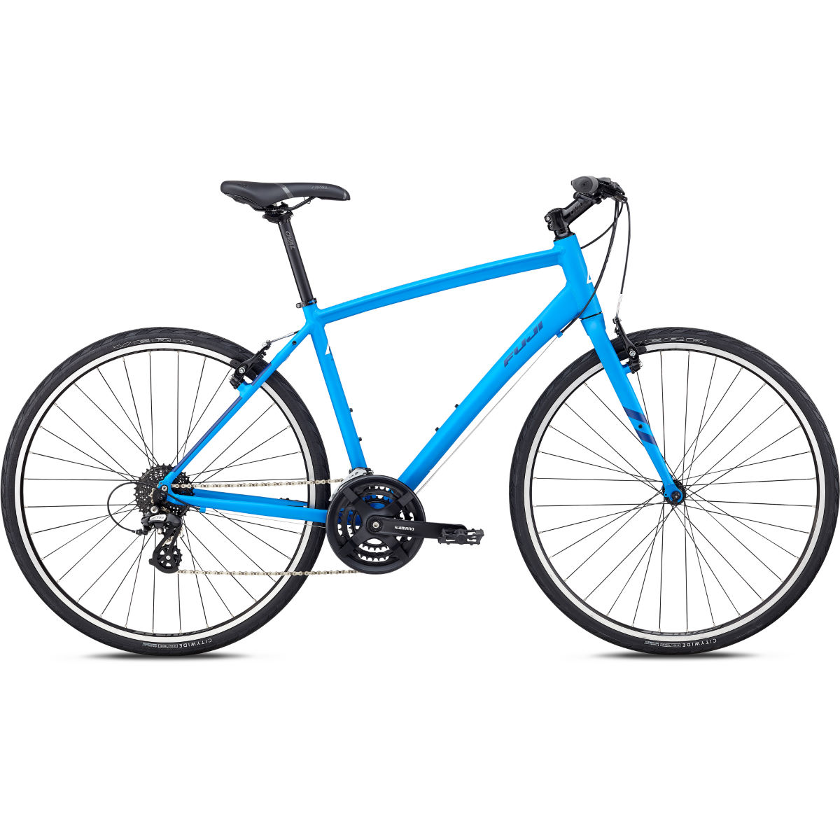 Fuji Absolute 2.1 City Bike - Bicicletas de ciudad e híbridas