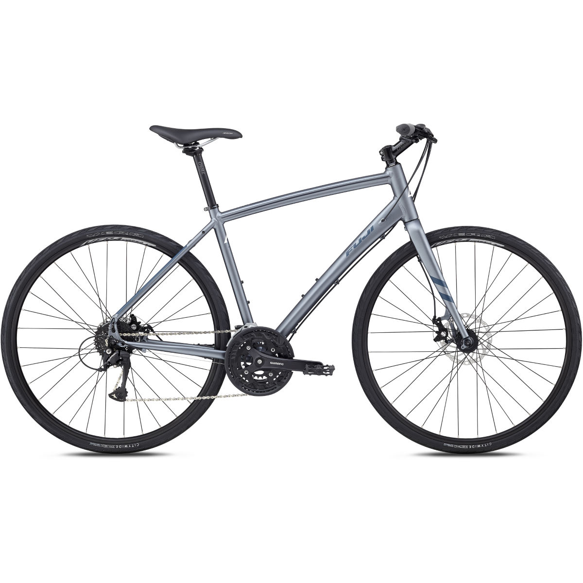 Fuji Absolute 1.7 City Bike - Bicicletas de ciudad e híbridas