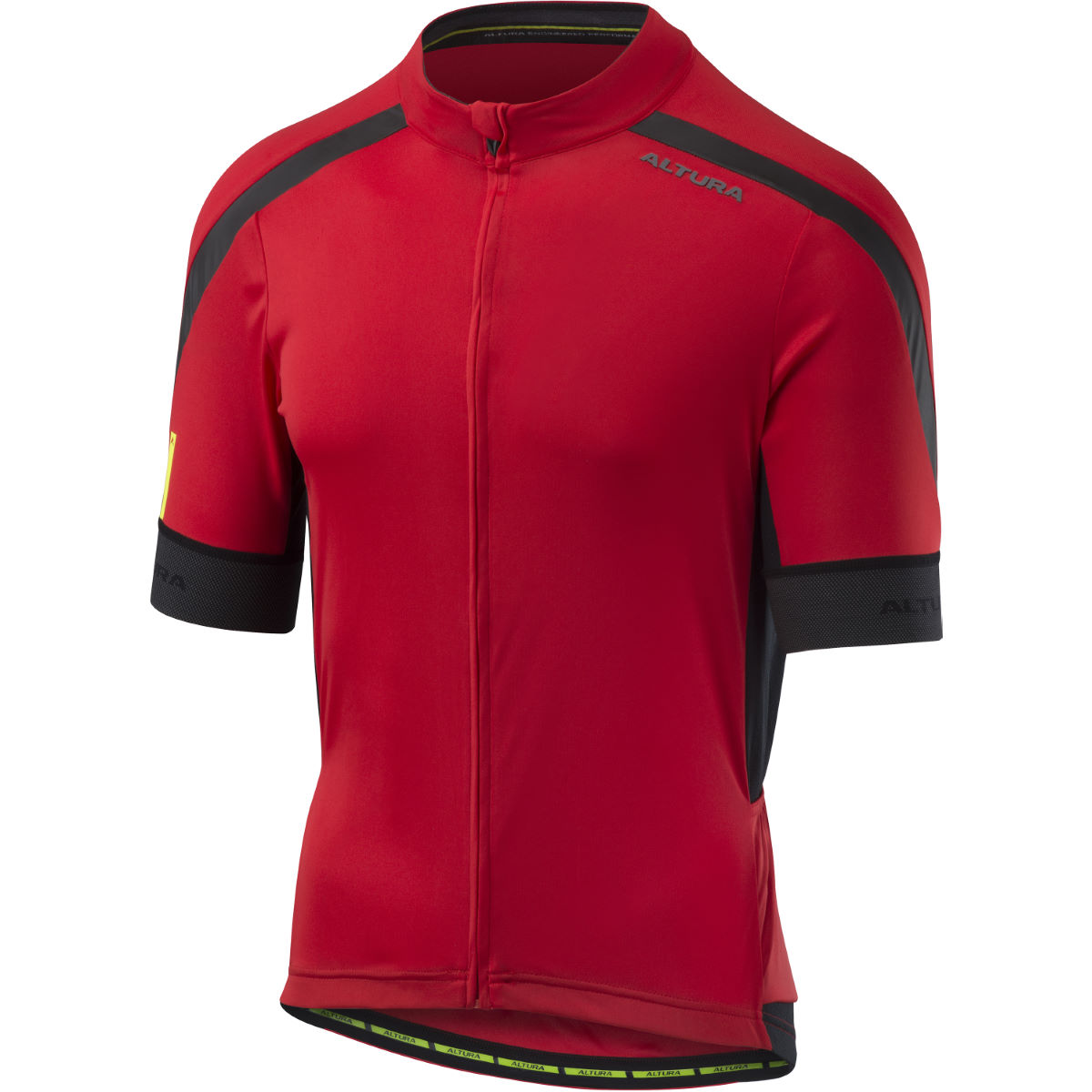 Maillot Altura NV 2 (manches courtes) - XXL Team Red Maillots