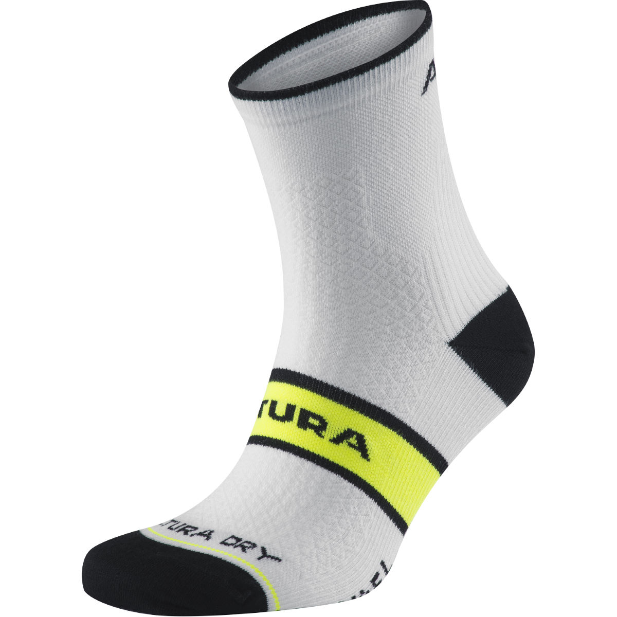Altura Peloton Socks - S White | Cycle Socks