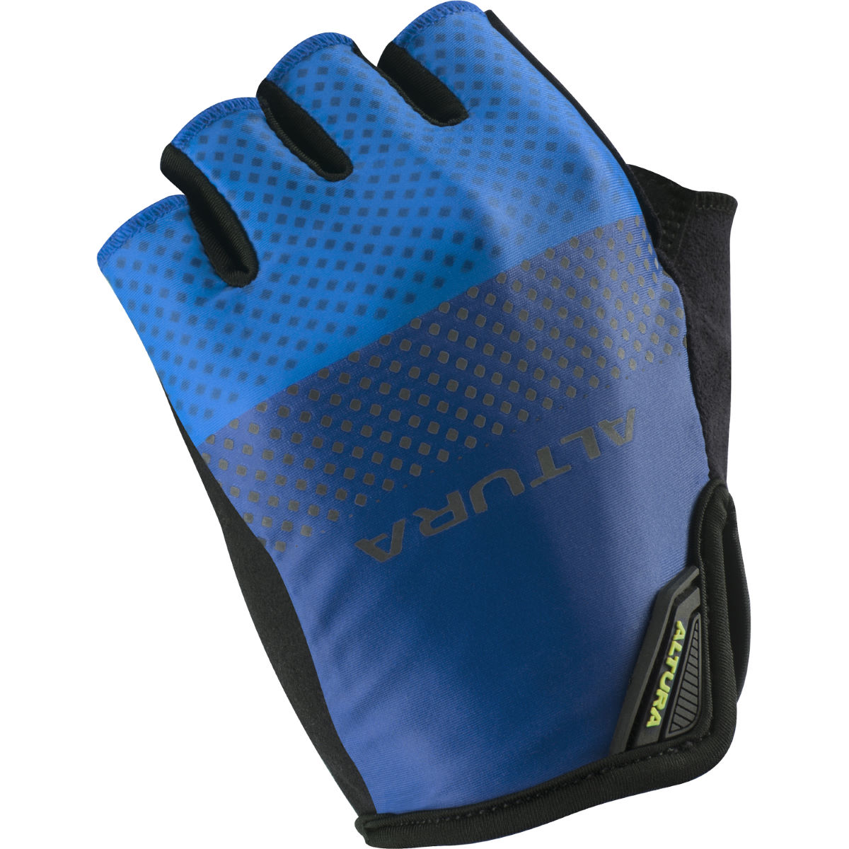 Altura Progel 3 Mitts - L Blue/Royal Blue | Short Finger Gloves