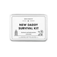 Mens Society New Daddy Survival Kit